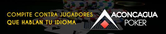 Juega en Aconcagua Poker